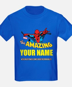 The Amazing Spider-man Personali T