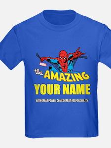 The Amazing Spider-man Personali T