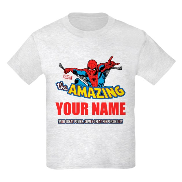 The Amazing Spider Man Personal T Shirt By Spiderman