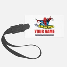 The Amazing Spider-man Personali Luggage Tag