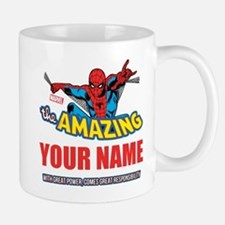 The Amazing Spider-man Personalized Mug