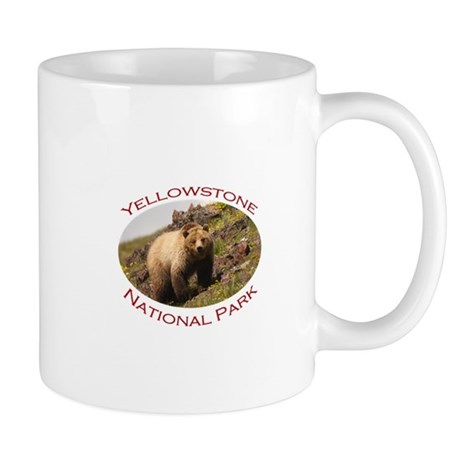 Yellowstone National Park...Grizzly Bear Mugs