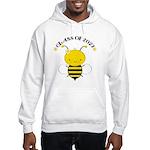 Class of 2027 bee Hooded Sweatshirt