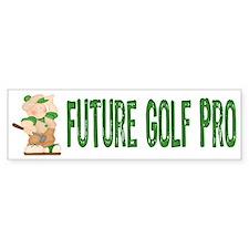 Golfers Bumper Bumper Sticker