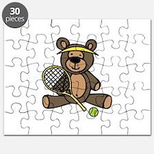 Tennis Teddy Bear Puzzle