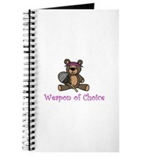 Weapon of Choice Journal