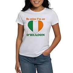 O'Headon, Valentine's Day Women's T-Shirt