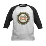 Class Of 2027 Vintage Baseball Jersey