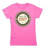 Class Of 2027 Vintage Girl's Tee