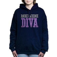 Rocket Science DIVA Women's Hooded Sweatshirt