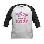 2027 butterflies class.png Baseball Jersey