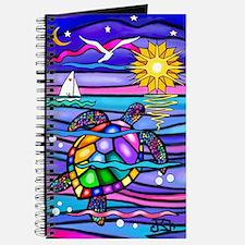 Sea Turtle #4 Journal