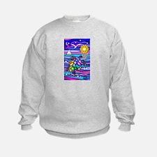 Sea Turtle #4 Sweatshirt