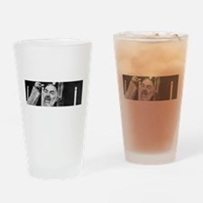 St padre pio Drinking Glass