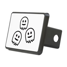 Funny Ghosts Monster Hitch Cover