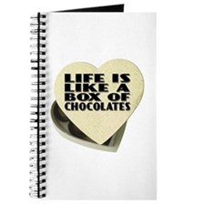 Box Of Chocolates Journal