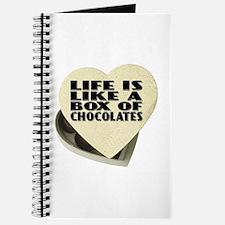 Box Of Chocolates Journal