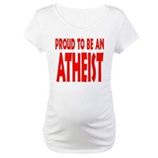 Proud to be an Atheist Shirt