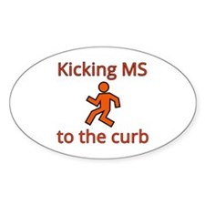 Kicking MS to the curb - kicker Decal