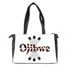 Ojibwe Diaper Bag
