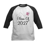Class of 2027 Kids Baseball Jersey
