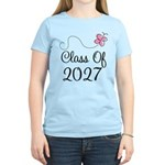 Class of 2027 Women's Light T-Shirt
