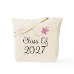 Class of 2027 Tote Bag