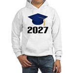 Class of 2027 Grad Hooded Sweatshirt