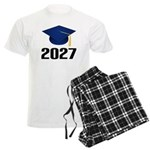 Class of 2027 Grad Men's Light Pajamas