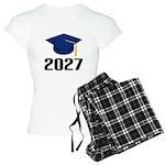 Class of 2027 Grad Women's Light Pajamas