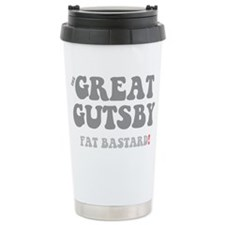THE GREAT GUTSBY - FAT  Thermos Mug