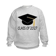 Class of 2027 Grad Sweatshirt
