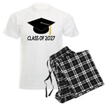 Class of 2027 Grad Men's Light Pajamas