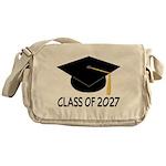 Class of 2027 Grad Messenger Bag