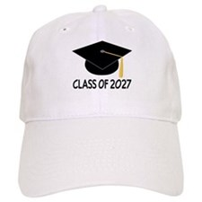 Class of 2027 Grad Baseball Cap