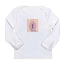 Unique Sophia Long Sleeve Infant T-Shirt