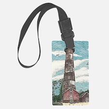 Assateague Island Lighthouse Luggage Tag