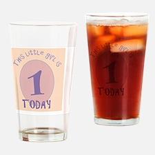Unique 12 months Drinking Glass