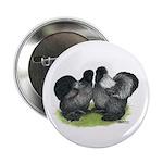 Gray Silkies Button
