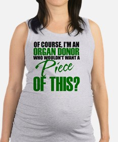 Who Wouldn't want a piece of th Maternity Tank Top