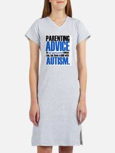 Parenting Advice Women's Nightshirt