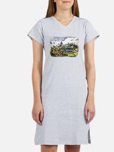 Lallybroch Women's Nightshirt