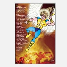 Prayer of ST. Michael Postcards (Package of 8)