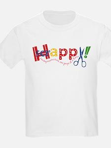 Happy Scrappy T-Shirt