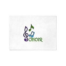 Choir 5'x7'Area Rug