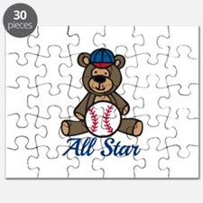All Star Bear Puzzle