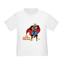 The Mighty Thor Personalized Desig T