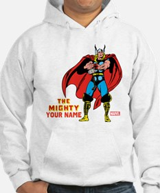 The Mighty Thor Personalized Des Hoodie