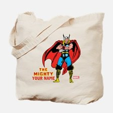 The Mighty Thor Personalized Design Tote Bag