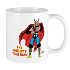 The Mighty Thor Personalized Design Small Mug